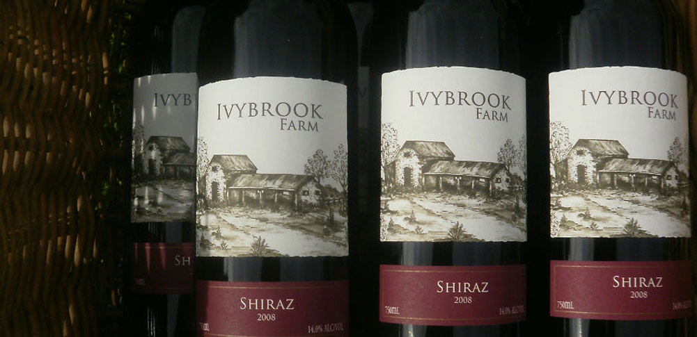 Ivybrook wine Maslin Beach